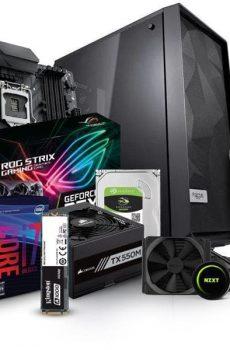 PC i delar